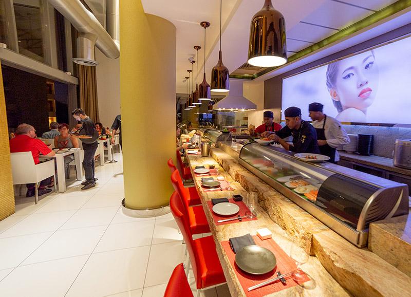 About Hiroshi Restaurant