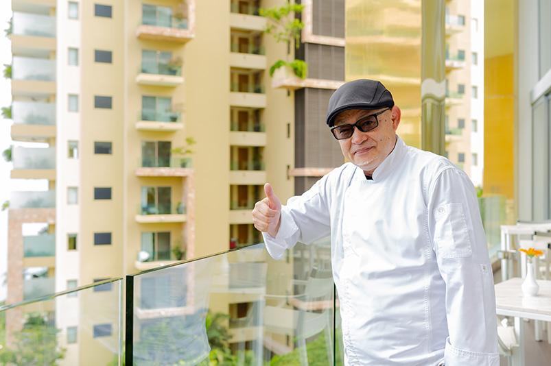 Guest Master Chef, Hiroshi Shima