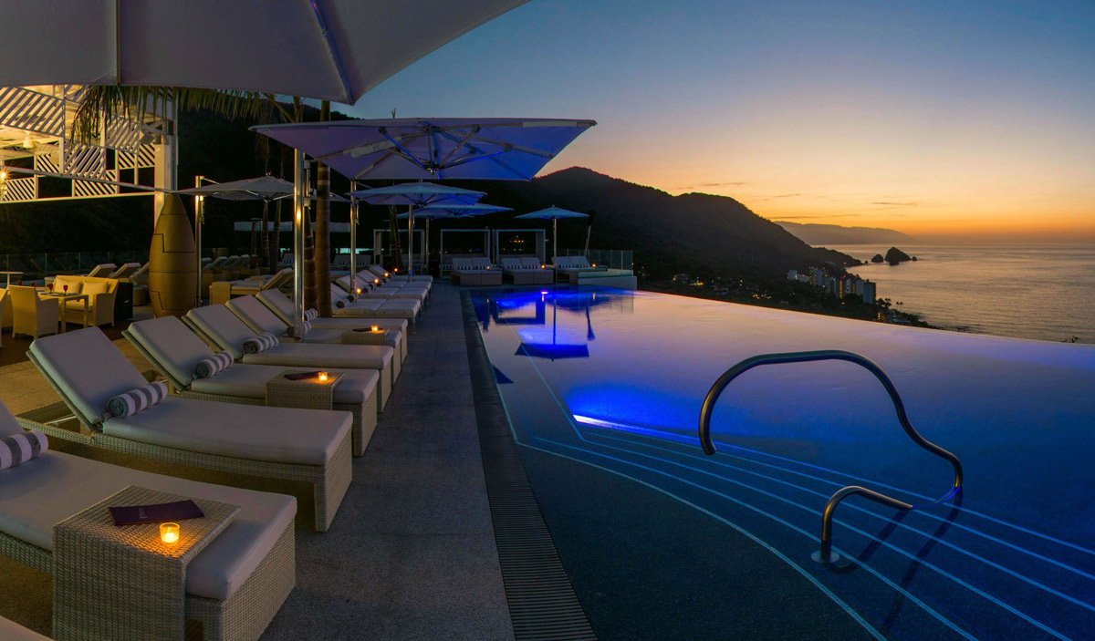 5 Diamond Vacations in Puerto Vallarta