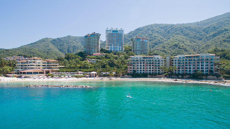Puerto Vallarta's First and Only 5 Diamond Hotel
