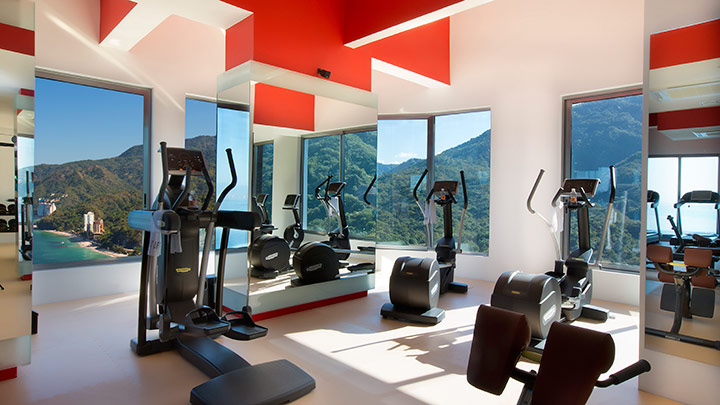 Fitness and Wellbeing Hotel Mousai