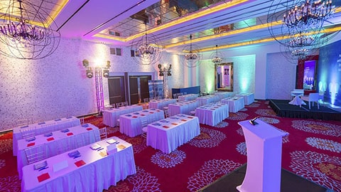 Meetings Hotel Mousai