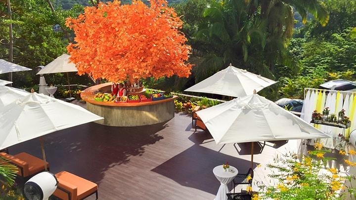 Orange Deck Hotel Mousai